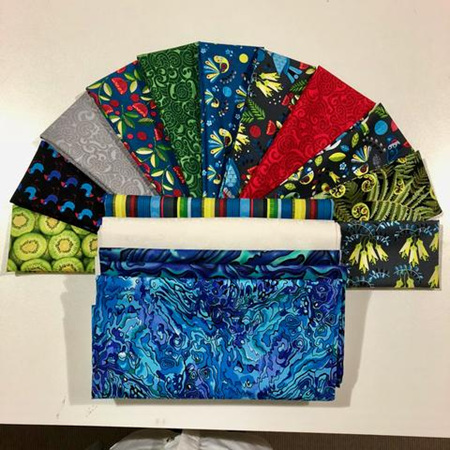 Sew Along 2018 All fabric