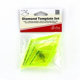 Sew Easy Diamond Template Set