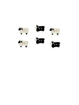 Sew Thru Sheep