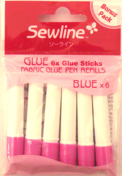 Sewline Glue Pen Refills - 6 pack