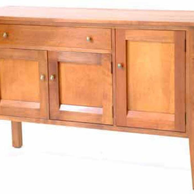 Cirrus Sideboard - Three Doors & Drawer
