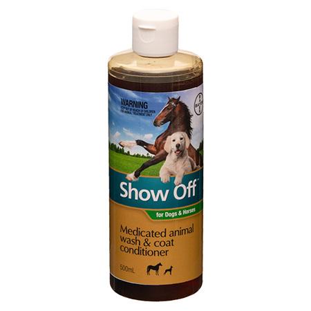 Shampoo Show Off