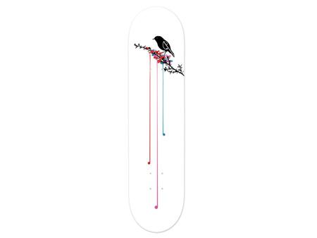 Shane Hansen Pitoitoi Skateboard Deck
