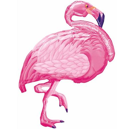 Shape Flamingo Balloon