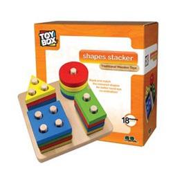Shape Stacker