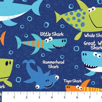 Shark Attack - Main