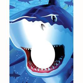 Shark Splash Photo Opportunity Banner