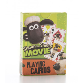 Shaun the Sheep Card Game