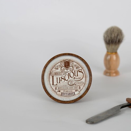 Shaving Soap Bowl - Buccaneer