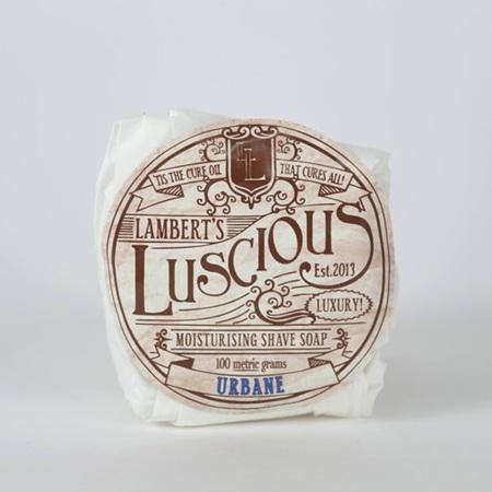 Shaving Soap Bowl Refill - Urbane