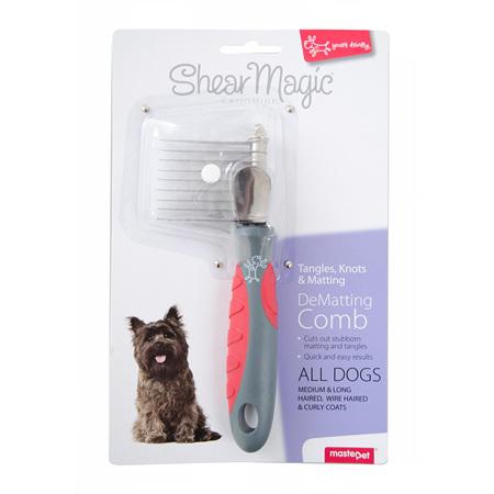 Shear Magic DeMatting Comb