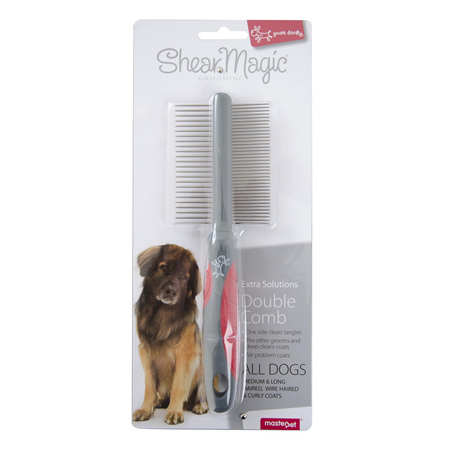 Shear Magic Double Comb