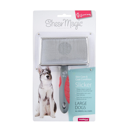 Shear Magic Slicker Brush