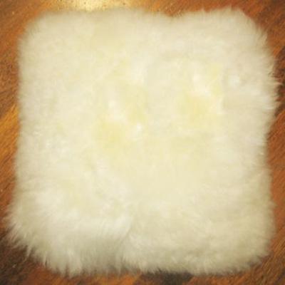 Sheepskin Cushion Cover