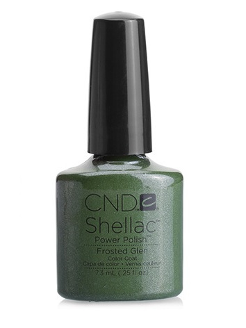 Shellac Frosted Glen Unboxed