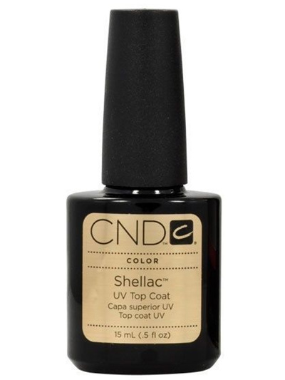 Shellac Top Coat - 15ml