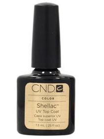 Shellac Top Coat - 7.3ml