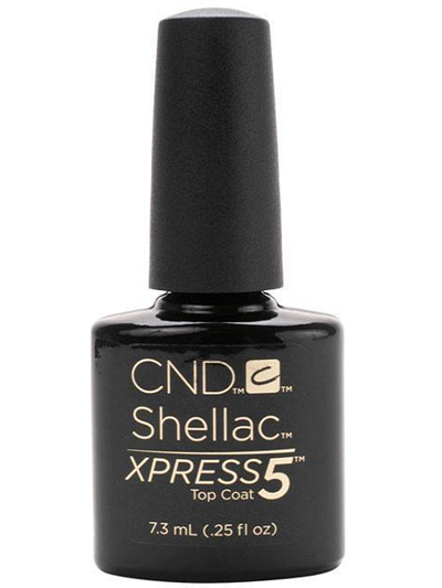 Shellac Top Coat - XPRESS 5