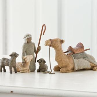 Shepherd & Stable Animals