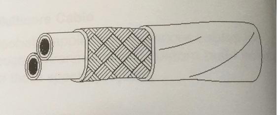 shielded raychem wire