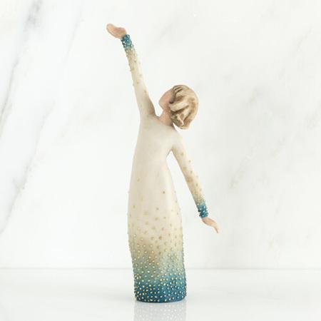 Shine Willow Tree figure
