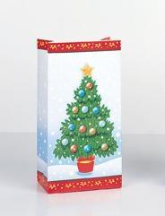 Shining Xmas 10 Paper Bags