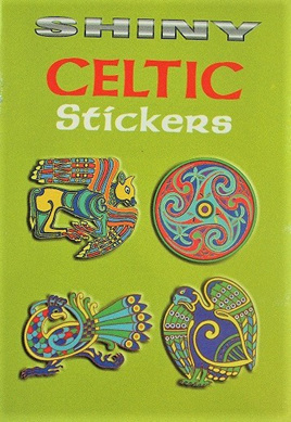 Shiny Celtic Stickers