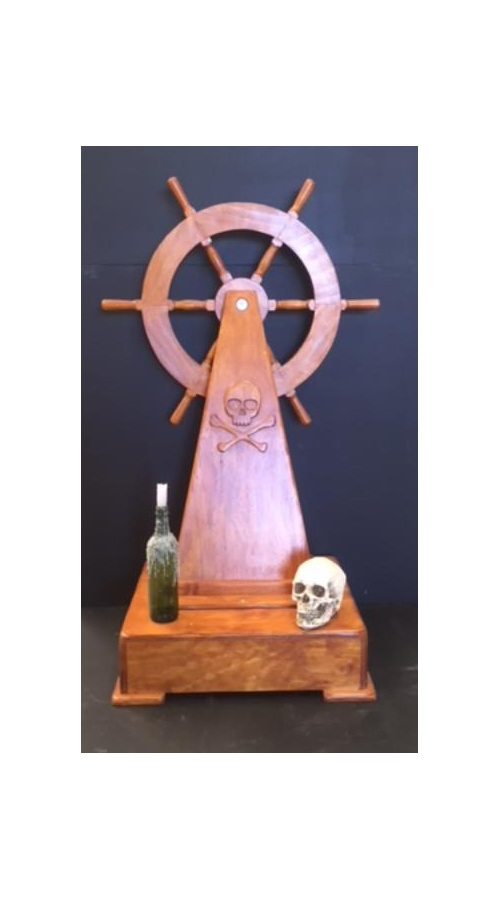 ship wheel, pirate prop, nautical prop, ship helm prop