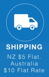 Shipping Rates Hippo Health to New Zealand and Australia