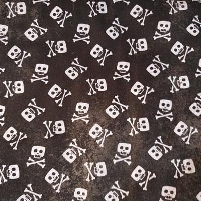 Shiver Me Whiskers - Skull & Cross Bones