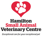 Hamilton Small Animal Veterinary Centre Shop