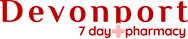 Devonport 7 Day Pharmacy Shop