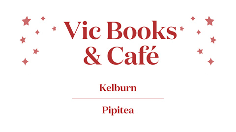 Vic Books Wellington