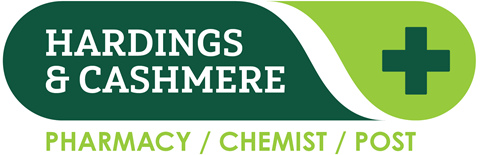 Cashmere, Hardings, and Hardings Chemist and Post