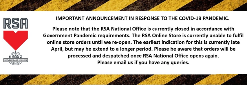 RSA Shop