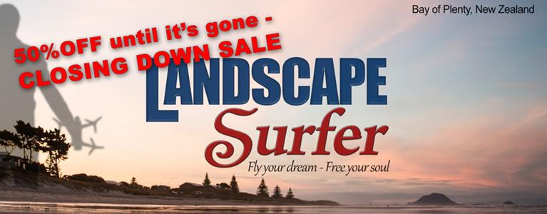 Landscape Surfer