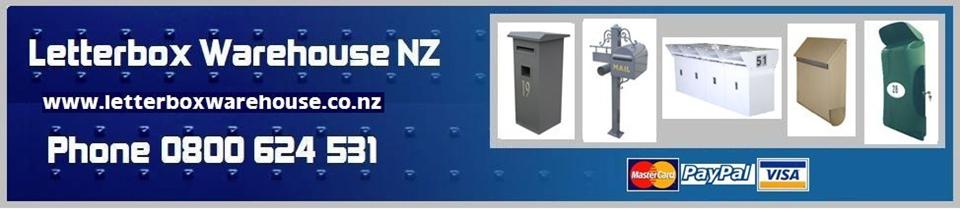 Letterbox Warehouse NZ