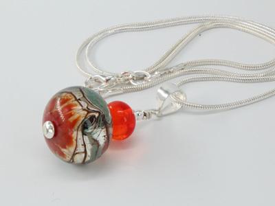 Shop lampwork jewellery