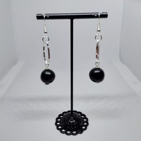 Short Hook Style Earrings
