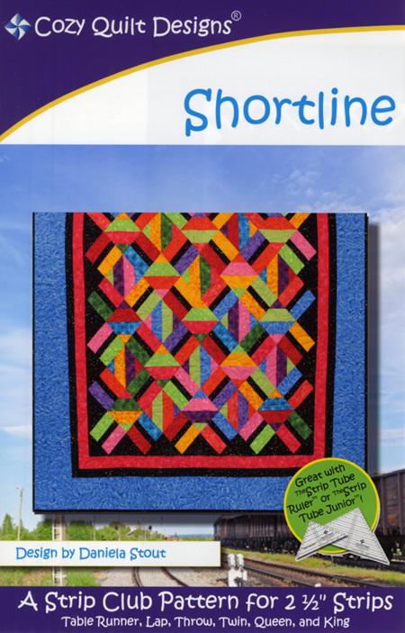 Shortline Quilt Pattern