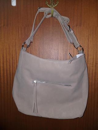 Shoulder Bag - MINK