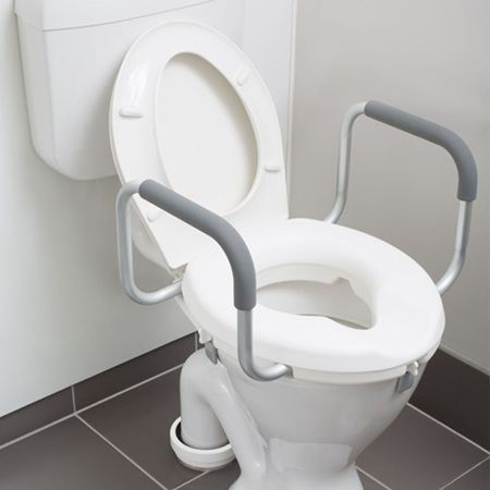 Shower & Toilet