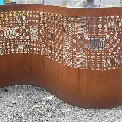 'Siapo' Steel Screen