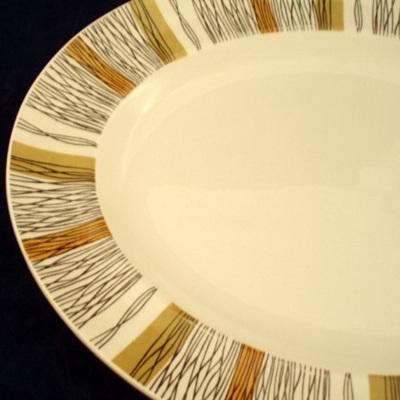 Sienna Oval platter