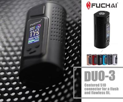 Sigelei Fuchai Duo-3 175W