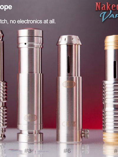 Sigelei Telescoping Mechanical MODs