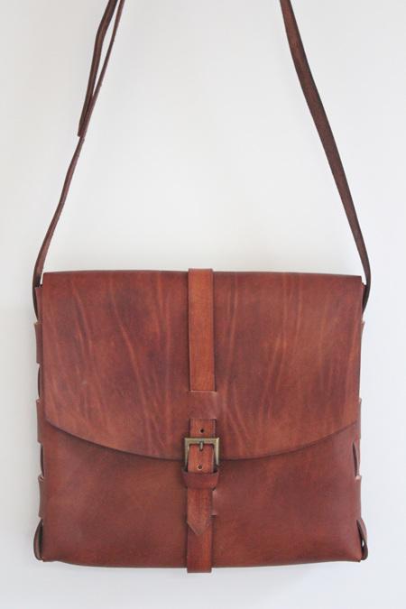 Signature Messenger Bag