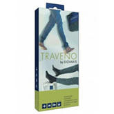 SIGVARIS Travel Sock 4 Blk EU42-43