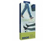 SIGVARIS Travel Sock 4 Blk EU42-43