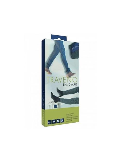 SIGVARIS Travel Sock 5 Blk EU44-45
